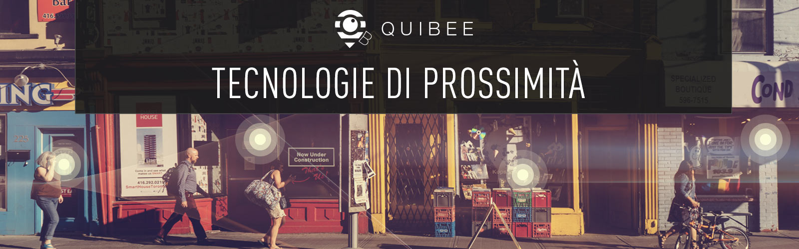 Proximity marketing: le tecnologie di prossimità